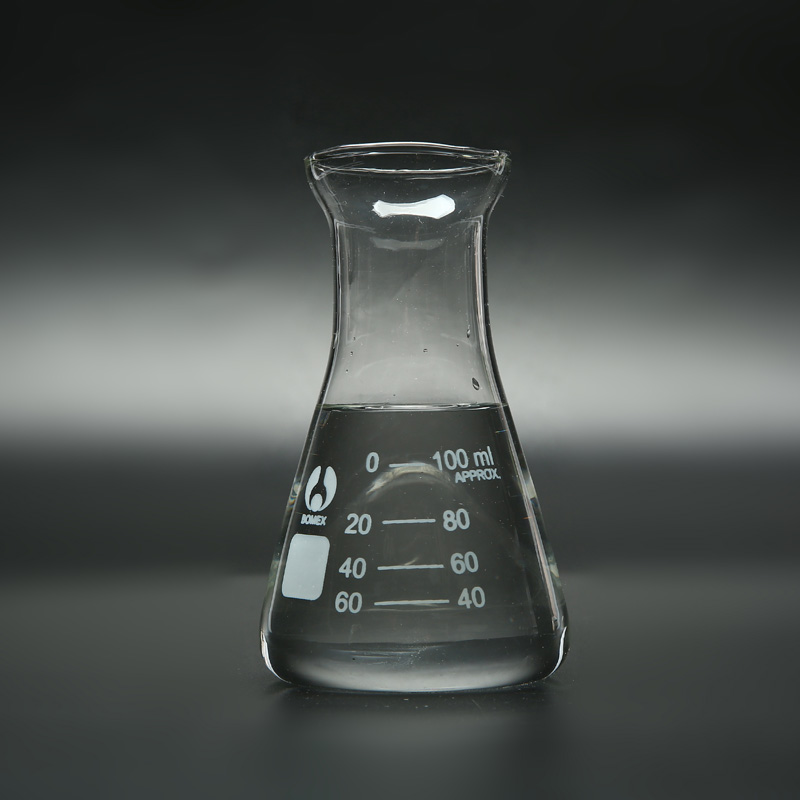 Nitric Acid in the glass